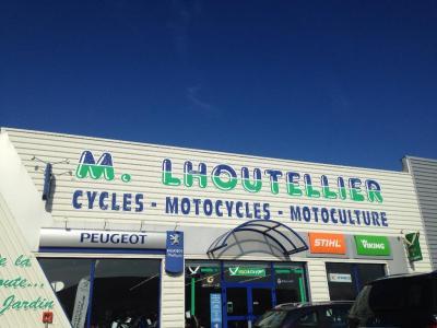 Lhoutellier Michel - Vente et réparation de motos et scooters - Avranches