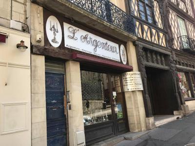 L'argenteur - Graveur - Angers