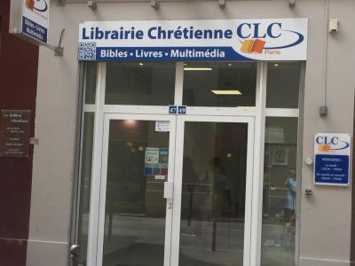 Librairie Chrétienne CLC - Librairie religieuse - Paris
