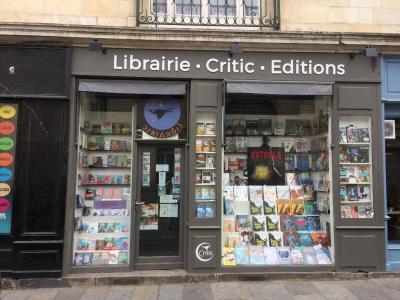 Critic - Librairie - Rennes