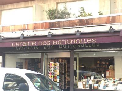Librairie des Batignolles Algernon - Librairie - Paris