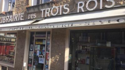 Librairie Des Trois Rois - Librairie - Avranches
