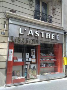 Librairie l'Astrée - Librairie - Paris