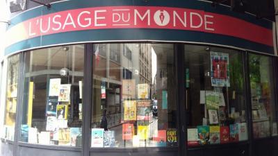 Librairie L'Usage du Monde - Librairie - Paris