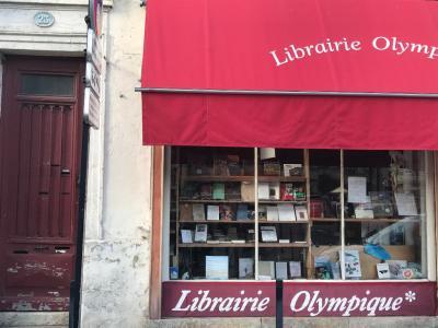 Librairie Olympique - Librairie - Bordeaux