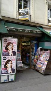 Librairie Papeterie la Fourche - Papeterie - Paris