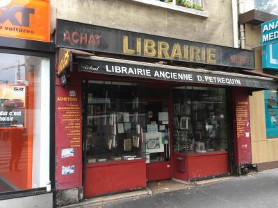 Librairie Petrequin - Librairie et éditions anciennes - Paris