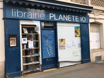 Planète IO - Librairie - Rennes