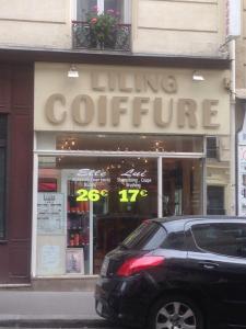 Liling Coiffure - Coiffeur - Paris