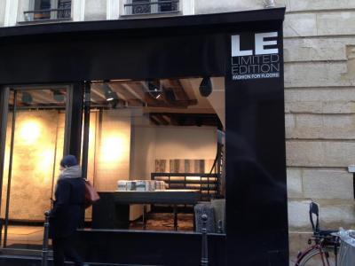 Limited Edition Paris - Vente et pose de revêtements de sols et murs - Paris
