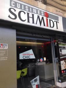 Cuisines Schmidt - Magasin de meubles - Paris