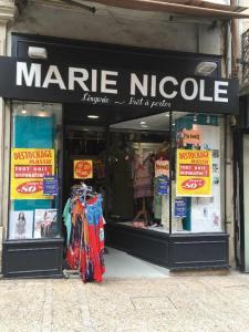 Lingerie Marie-Nicole - Vêtements femme - Clermont-l'Hérault