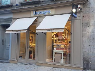 Linvosges - Linge de maison - Rennes