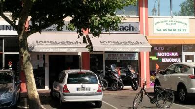 Locabeach - Vente et réparation de motos et scooters - Arcachon