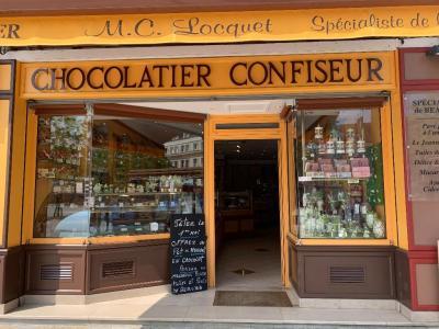 Locquet Marie-Claire - Chocolatier confiseur - Beauvais