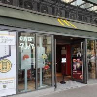 McDonald's Paris Reuilly Diderot - PARIS