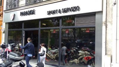LONG BEACH MOTORCYCLES Paradise - Agent concessionnaire motos et scooters - Paris