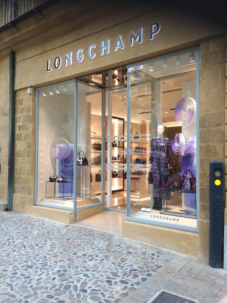 Longchamp Aix en Provence - Maroquinerie (adresse)