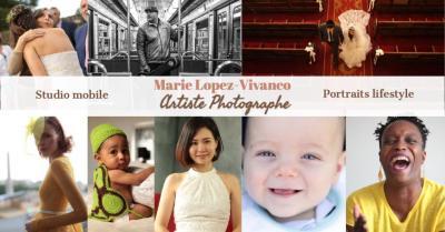 Marie Lopez-vivanco - Photographe de portraits - Paris