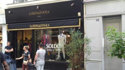 Lords & Fools - Vêtements homme - Paris