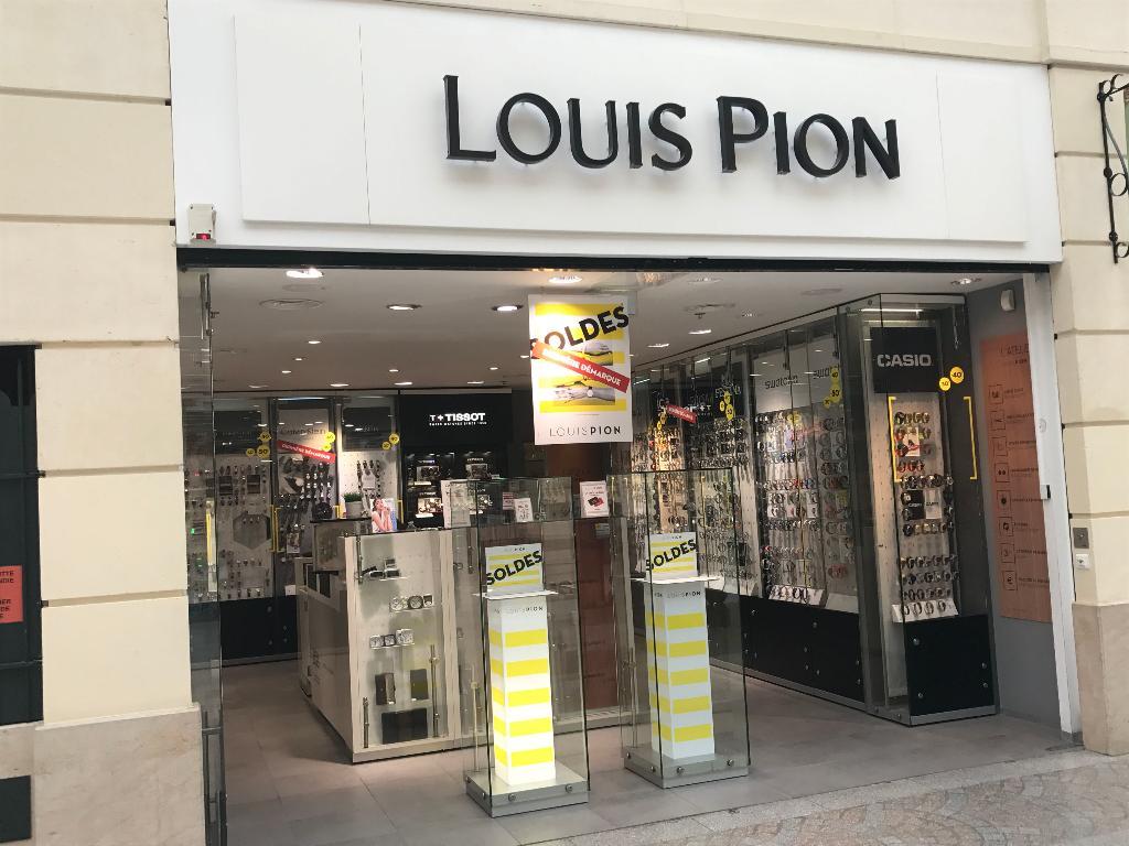 Louis Pion Montesson Réparation d'horlogerie (adresse)