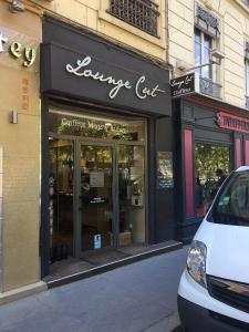 Lounge Cut - Coiffeur - Lyon