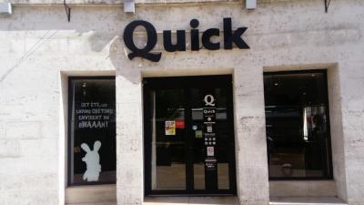 Quick - Restaurant - Angoulême