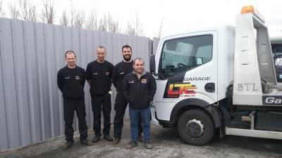 Ltc Technicar Services - Garage automobile - Loire-Authion