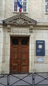 Lycée Edgar Quinet - Association culturelle - Paris
