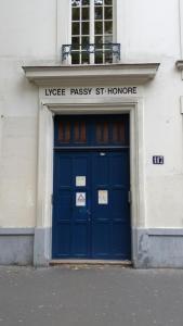 Lycee Prive Passy Saint Honore - Lycée d'enseignement général et technologique privé - Paris