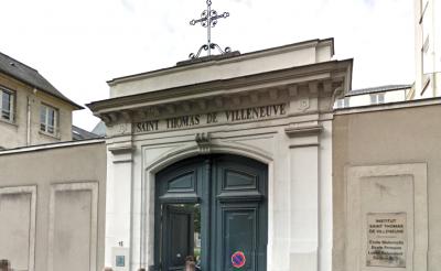 Lycee Saint-Thomas de Villeneuve - Lycée d'enseignement général et technologique privé - Saint-Germain-en-Laye