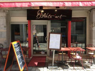 L'Antr'Act - Restaurant - Besançon