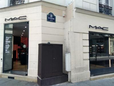 Mac Cosmetics - Parfumerie - Paris