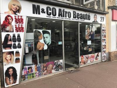 M&Co Afro Beauté - Coiffeur - Gagny