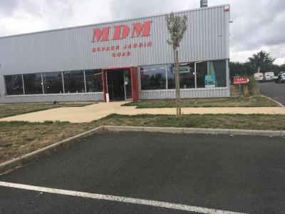 MDM Motoculture-Distribution Moderne - Motoculture de plaisance - Poitiers