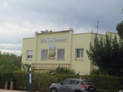Les Citronniers - Hôtel - Hyères