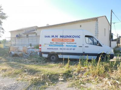 M.N.Milenkovic - Entreprise de bâtiment - Montélimar