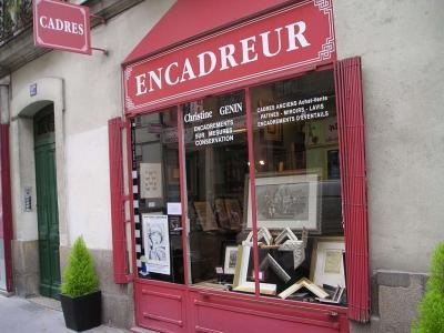 Génin Emmanuelle Encadrement - Encadrement - Nantes