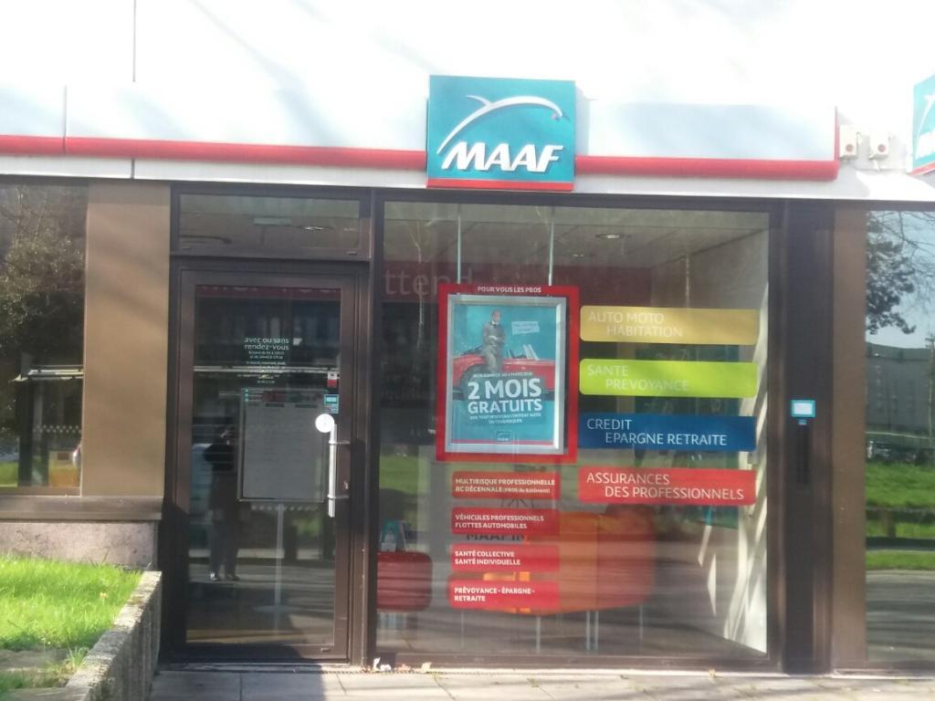 Maaf Assurances Rennes Mutuelle D Assurance Adresse