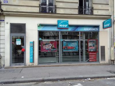 MAAF Assurances PARIS ORDENER 18E - Société d'assurance - Paris
