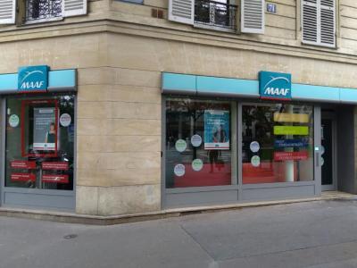 MAAF Assurances PARIS ITALIE 13E - Mutuelle d'assurance - Paris