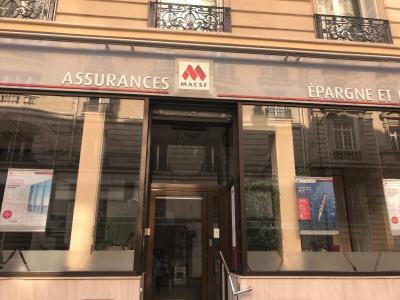Macsf - Mutuelle d'assurance - Paris