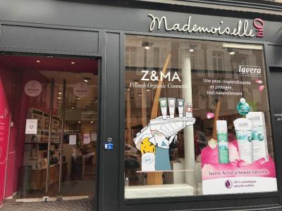 Mademoiselle Bio - Magasin de cosmétiques - Paris