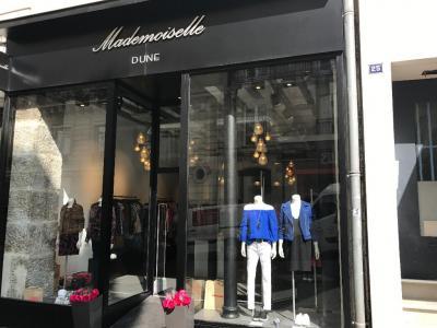 Mademoiselle Dune - Vêtements femme - Angers