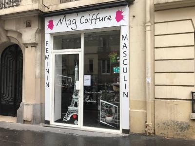 Mag Coiffure - Coiffeur - Paris