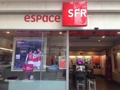 Sfr - Vente de téléphonie - Boulogne-Billancourt