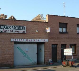 Magenta Eurl - Garage automobile - Wattrelos