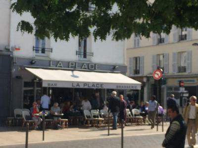 Café de la Place - Restaurant - Vincennes