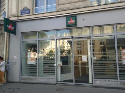 Maif - Mutuelle d'assurance - Paris