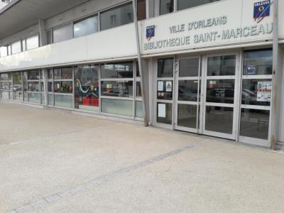 Médiathèque - Bibliothèque et médiathèque - Orléans
